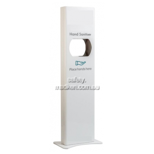 View PCHSS001 Automatic Hand Sanitiser Station, Australian Made details.