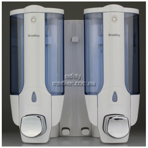 View 6253 Dual Soap Dispenser, 2 x 370mL details.