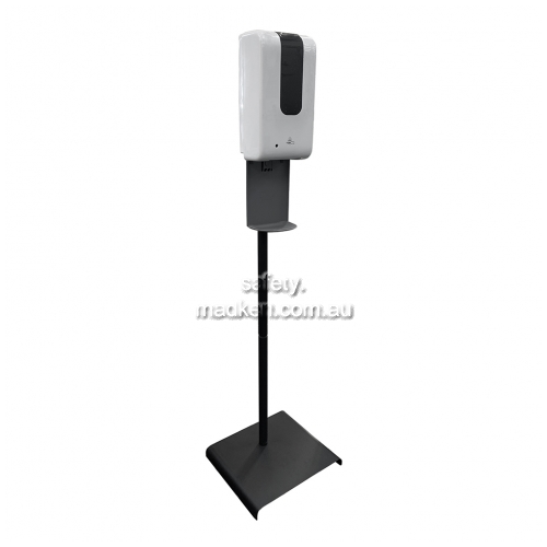 68602 Sanitising Gel Dispenser with Square Stand