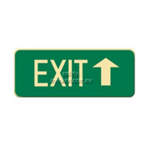 View Exit Sign with Arrow details.