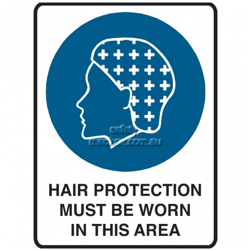 View Hair Protection Must Be Worn In This Area details.