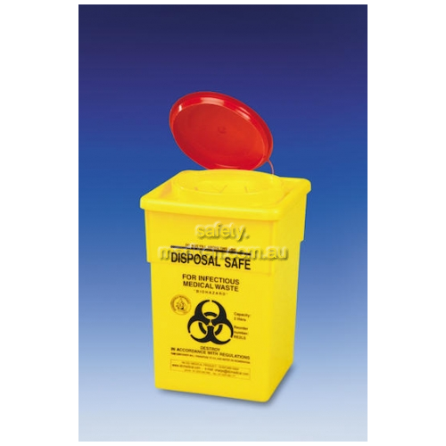 RE2LS Waste Disposal Container Sqaure 2L
