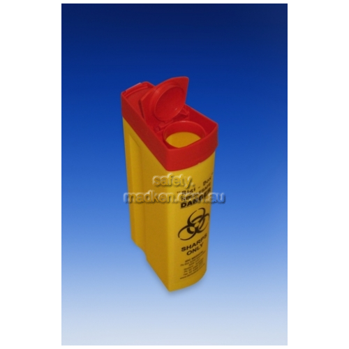 Waste Disposal Container Square 300ml