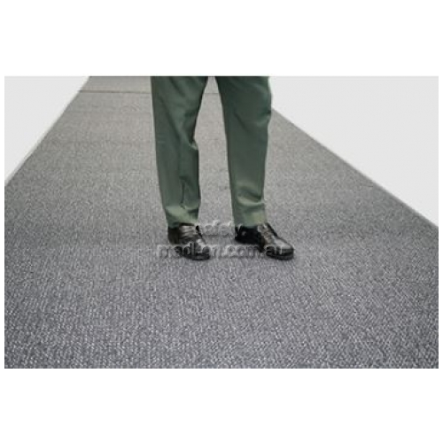 View Mat World MPARMA Marble Plush Pile Entrance Matting details.