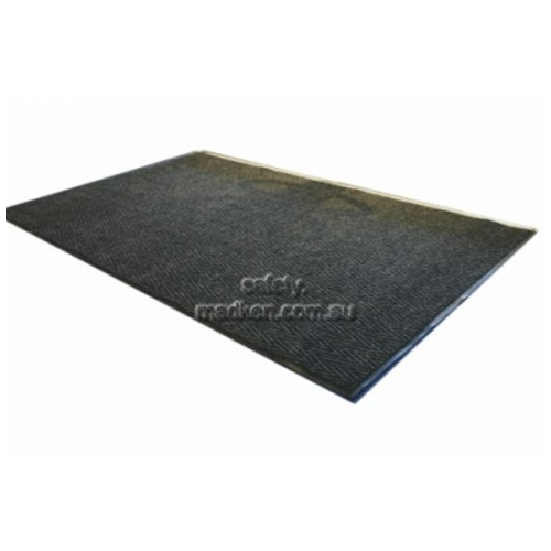 View Mat World MVHD225CL Super Chevron Entrance Mat details.