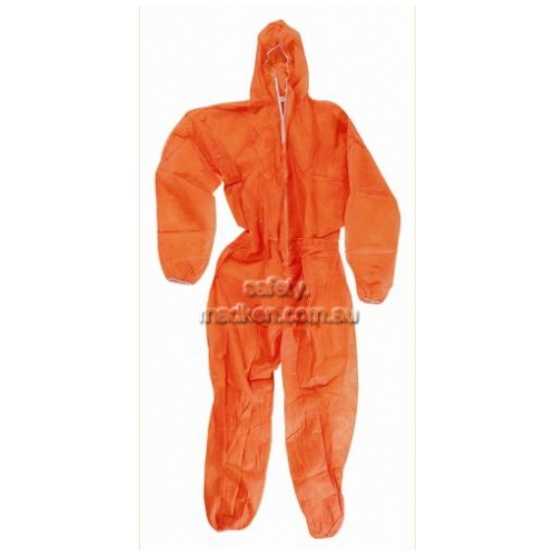 View Disposable Polyprop Overalls details.