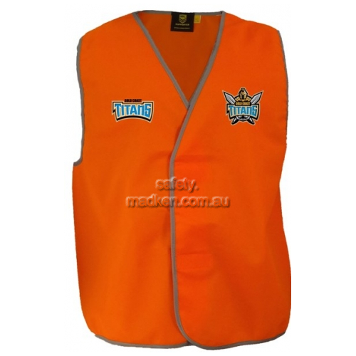 Safety Vest Orange
