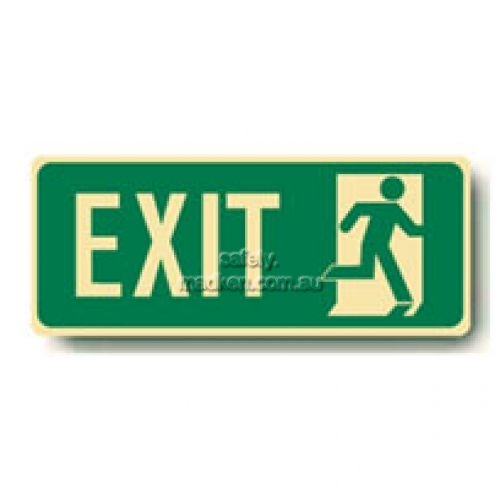 View Exit Floor Sign details.