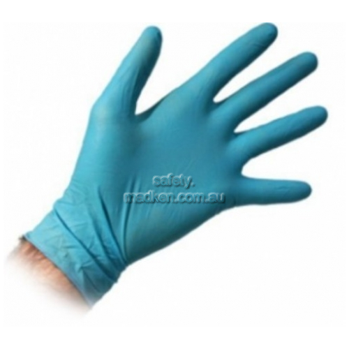 View Disposable Gloves, Powder Free, Nitrile, Small details.